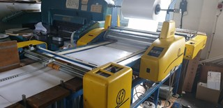 Foliant Feeder 520 Laminator Finishing