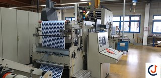 Gietz ROFO 870  Hot Foil Stamping