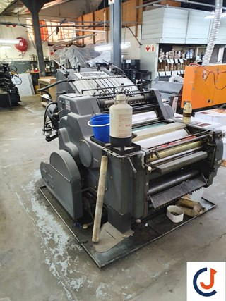 Heidelberg KORS Sheet Fed
