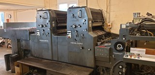 HEIDELBERG MOZ-H   Sheet Fed