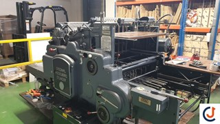 Heidelberg S-Cylinder Die Cutters - Automatic and Handfed