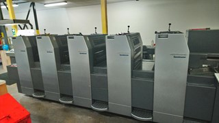 Heidelberg SM 52-5 P3  Sheet Fed