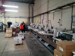 Heidelberg ST 350 Saddlestitchers