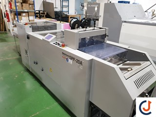 Horizon SPF-20a VAC-100a PJ-75 Booklet Production