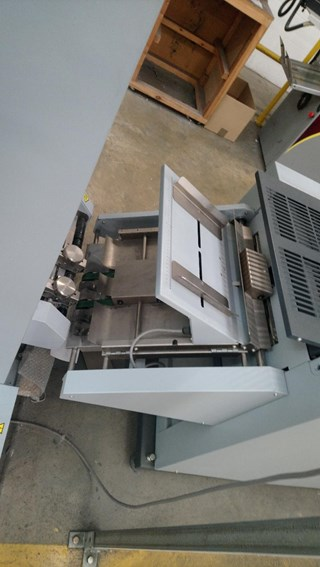 Horizon SPF-200A Bookletmaker Booklet production