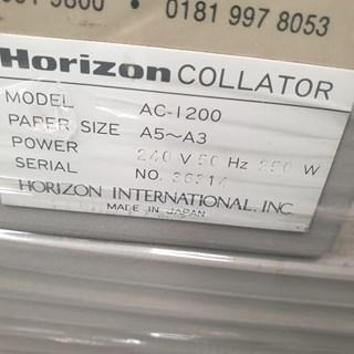 Horizon SPF 10 ll Broschürenfertigungssysteme
