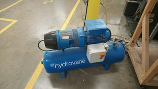 Hydrovane HV02 502 Air Compressor  Miscellaneous