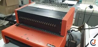 Ibico EPK 21 Encuadernadoras de espiral, wire-O o en canutillo