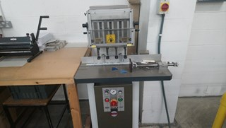 Iram 12 Paper Drill Paper Drilling & Punching