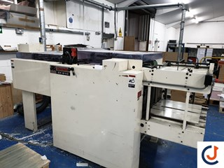 James Burn EX 610 Serie Paper Drilling & Punching