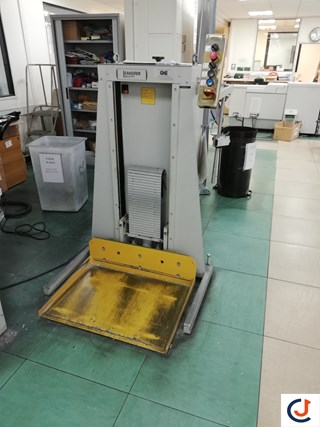 Knorr  L 450 1 Up-lifter Guillotines/Cutters