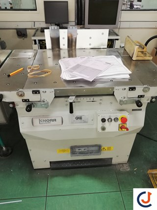 Knorr RL2 Jogger Guillotines/Cutters
