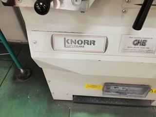 Knorr RL2 Jogger 切纸机