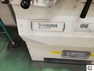 Knorr RL2 Jogger Guillotinas