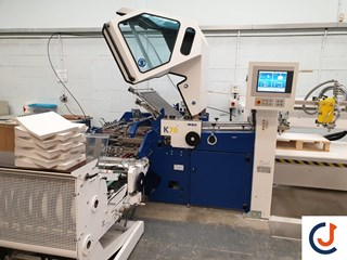 MBO K760E S-KTL/4 Folding Machines