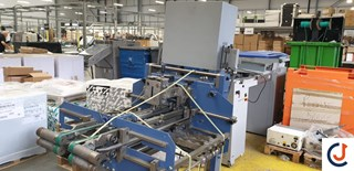 MBO Z5 Mobile Knife Folding Unit Folding Machines