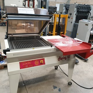 Minipack-Torre Replay 55 Wrapping Machines