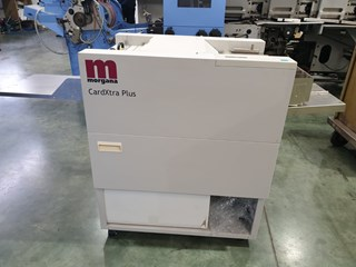 Morgana CardXtra Auto Cutter Finishing