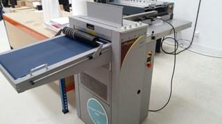 Morgana Digifold 5000P Folding/ Creasing Machine.  Folding machines