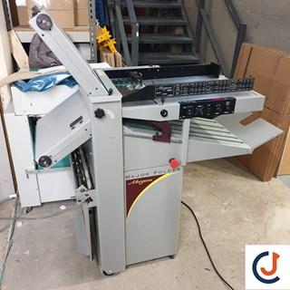 Morgana Major Paper Folder Folding Machines