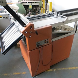 Morgana UFO 1 Folder Machine Folding machines