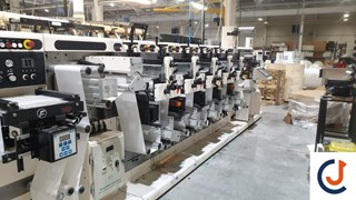 Nilpeter FA2 500 Series Labels and Forms
