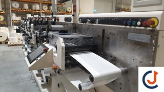 NilPeter FA2 500 Series 5 Colour Flexo