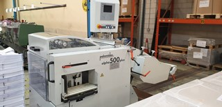 Palamides Alpha 500 Plus Saddlestitchers