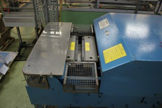 PIE LB-41 Rounding and Backing Machine Hard Cover Book production