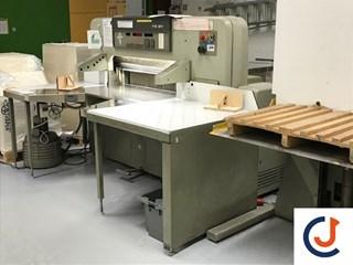 Polar 115 EM Digital Programmatic Guillotine Guillotines/Cutters