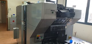 Presstek 34 DI - X Digital Printing