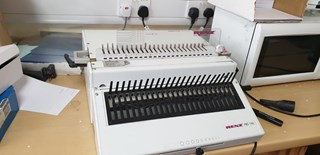 Renz WBS 340  Binding machine