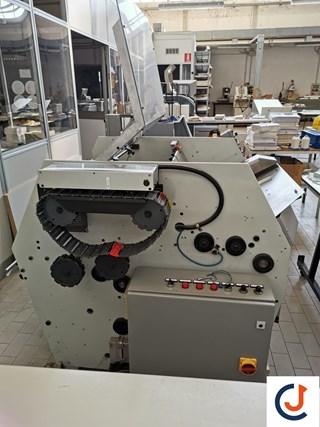 Smyth / Freccia SM 14 Hard Cover Book Block Production / Sewing