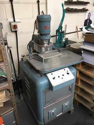 Soag  T 4060  Automatic Heavy Duty Paper Drilling & Punching