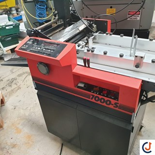 Socbox  7000S  Automatic Crash Numbering Machine Numbering Machines & Units