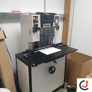 Stago PB 5010 Paper Drilling & Punching