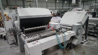 Stahl PFX 82  Falzmaschinen