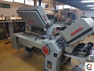 Stahl  TD 66 4/4 Falzmaschinen