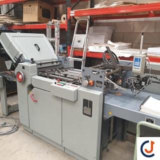 Heidelberg Stahl Ti52/4- 4 KBK-Fi Folding Machines
