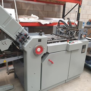 Heidelberg Stahl Ti52/4KB-Fi Folding machines