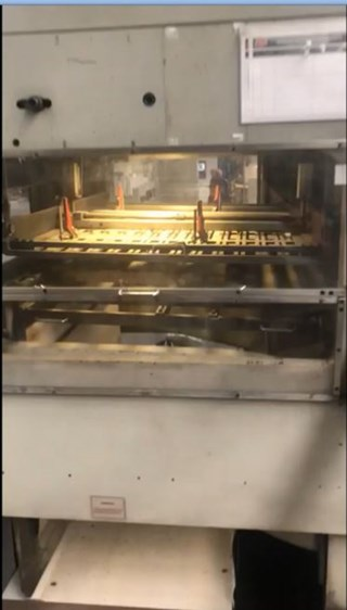 TMZ PWS-145  Die Cutters - Automatic and Handfed