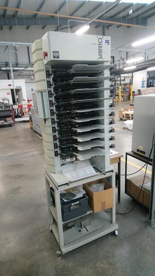 Watkiss Vario Collator TP  Collators