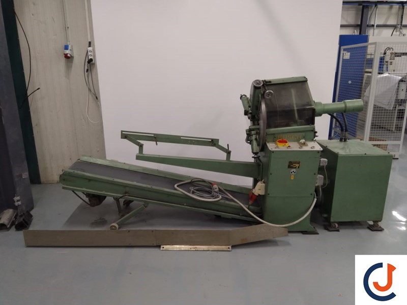 Show details for Gerhard Busch B Punching machine