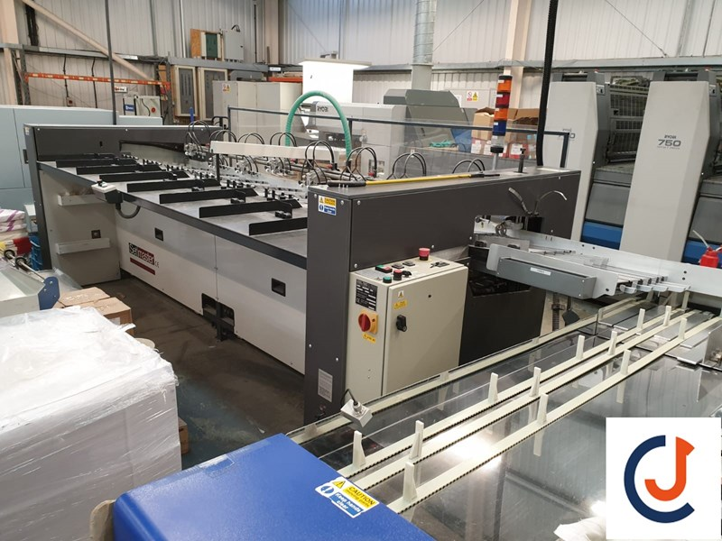Col-Tec SRA2 8 Stations Fully Reconditioned 2015