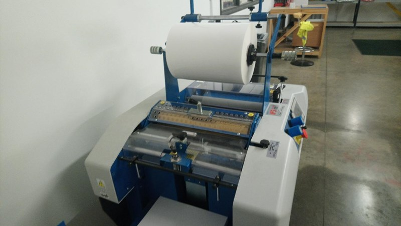 Foliant Vega 400A Industrial Laminating Machine