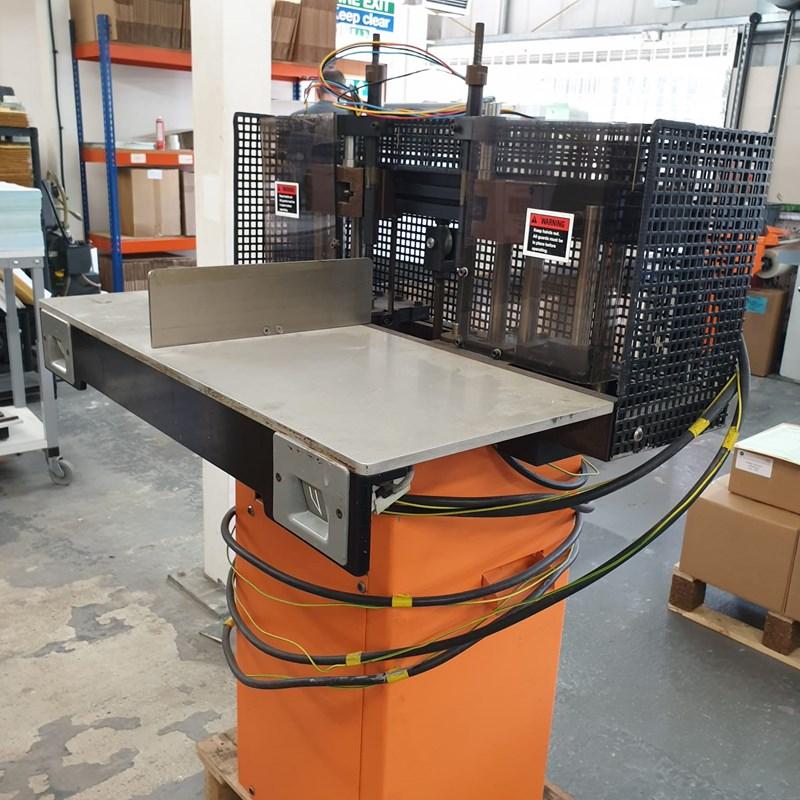 Show details for Gammerler ST 106 M Round Cornering Machine