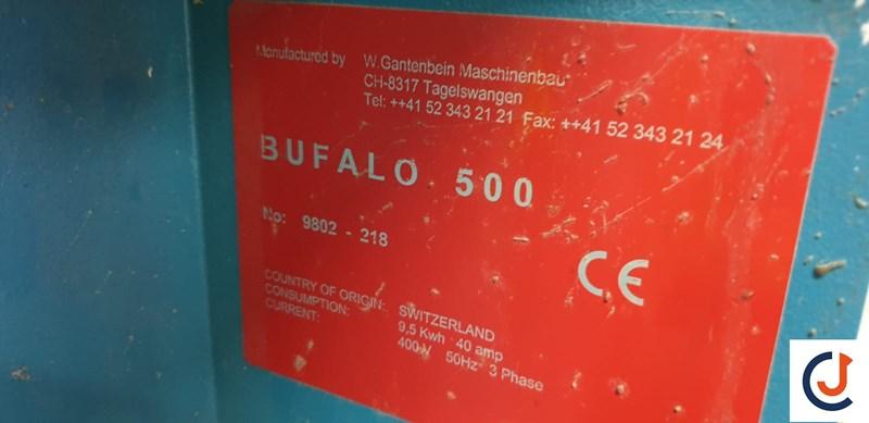 Gantenbein Bufalo 500