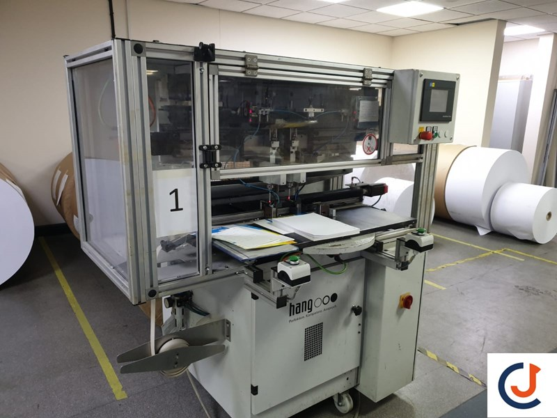 Show details for Hang 207-30 2 Head Fully Automatic Paper Drill