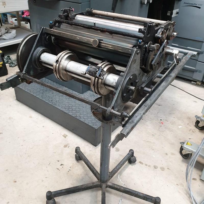 Heidelberg Printmaster QM 46 2 Colours