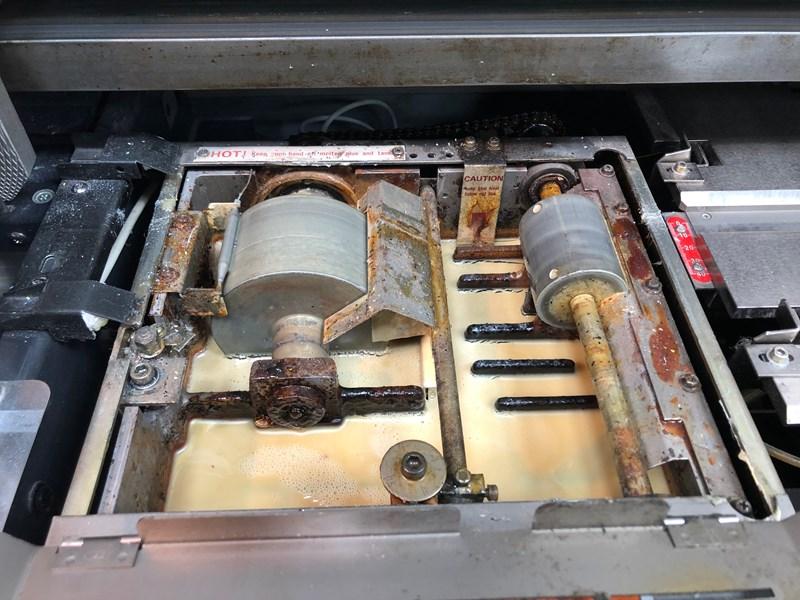 Horizon BQ 260 Adhesive Binder